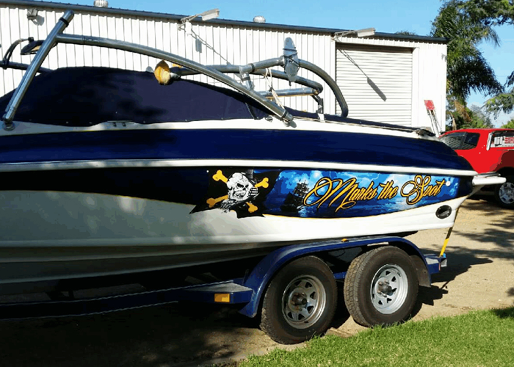 boat wrap specialists