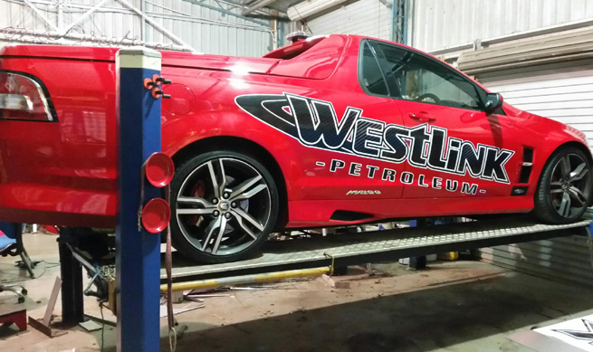 before vehicle wrap
